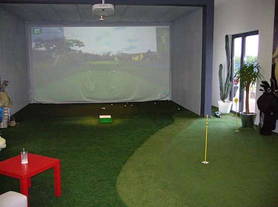Tennispark Lichtenfels - Indoorgolf