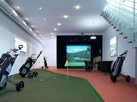 Hotel Sedartis - Indoor Golf