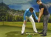 Stephan Gandl Golf Lounge - GREENBOX Bild Related