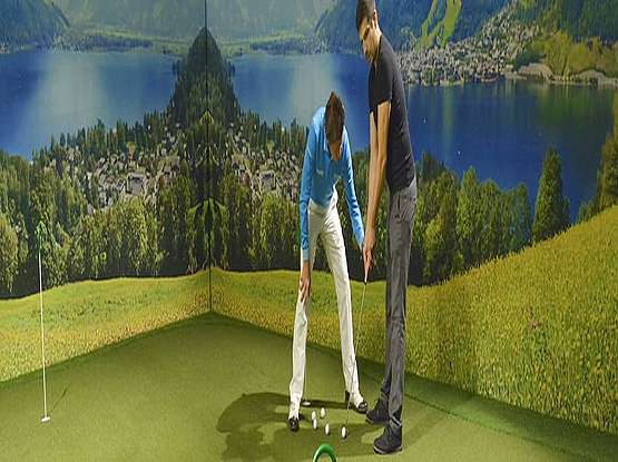 Stephan Gandl Golf Lounge - GREENBOX