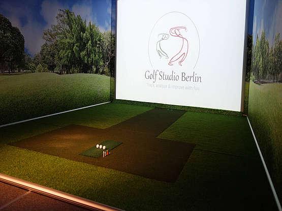 Golfen im Herzen Berlins