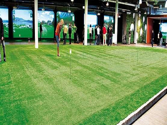 Arena 79 - Golfsimulator-Anlage